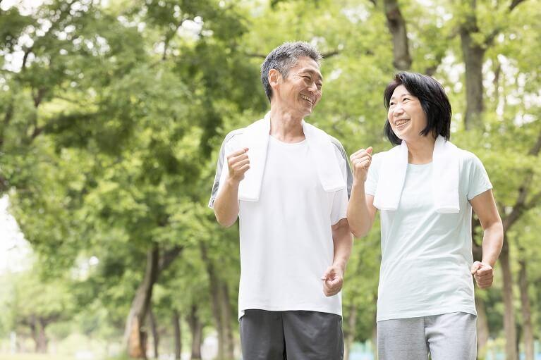 食事療法・運動療法