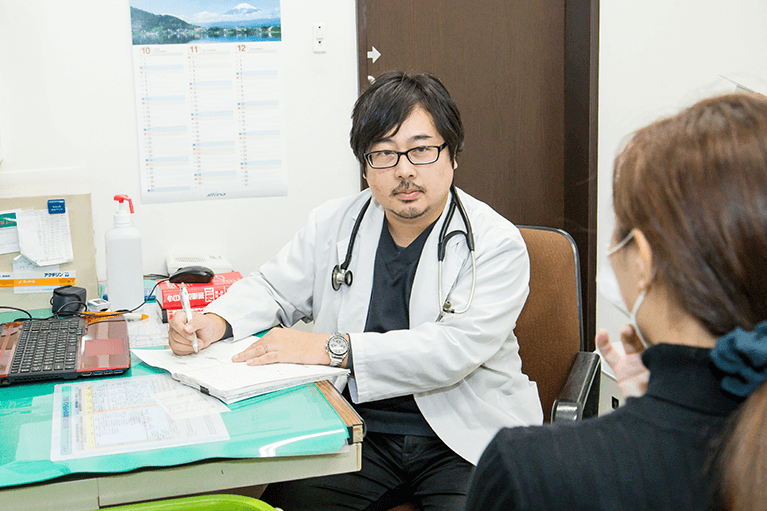 甲状腺のしこりの検査方法